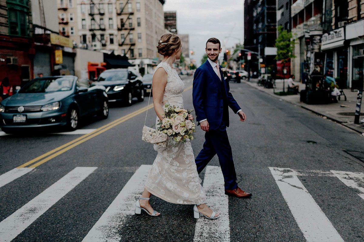 NYC Elopement Creative Photographer