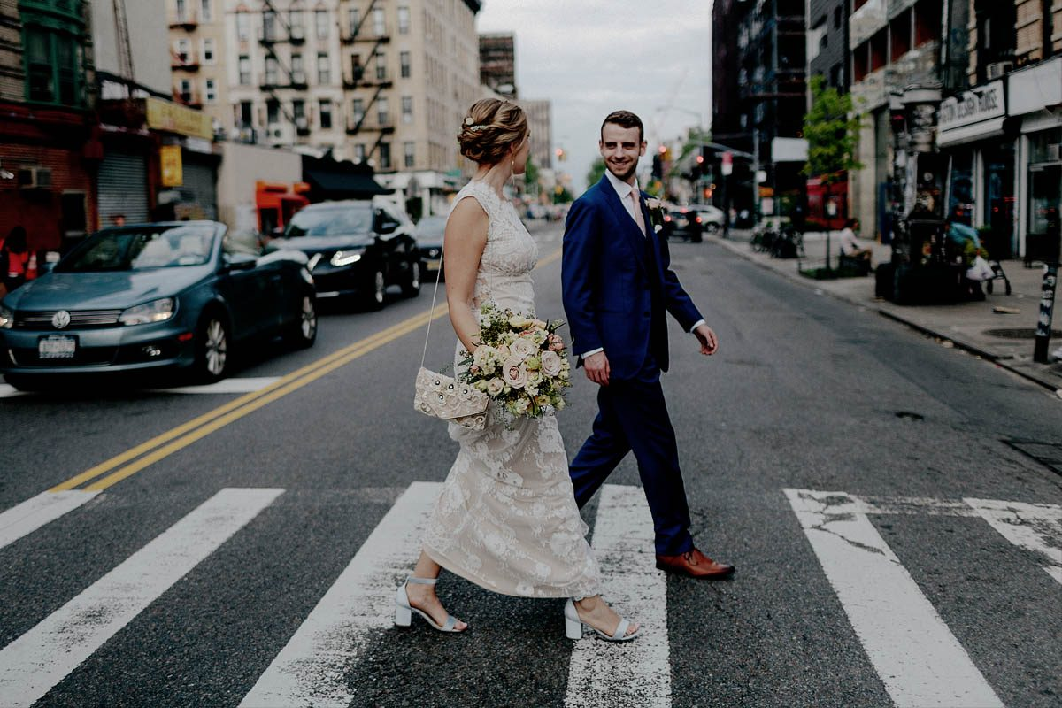 NYC Elopement Creative Photographer